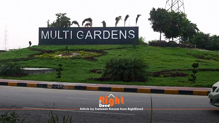 Multi Garden B17 Islamabad Project_ Development Details and Block Rates!