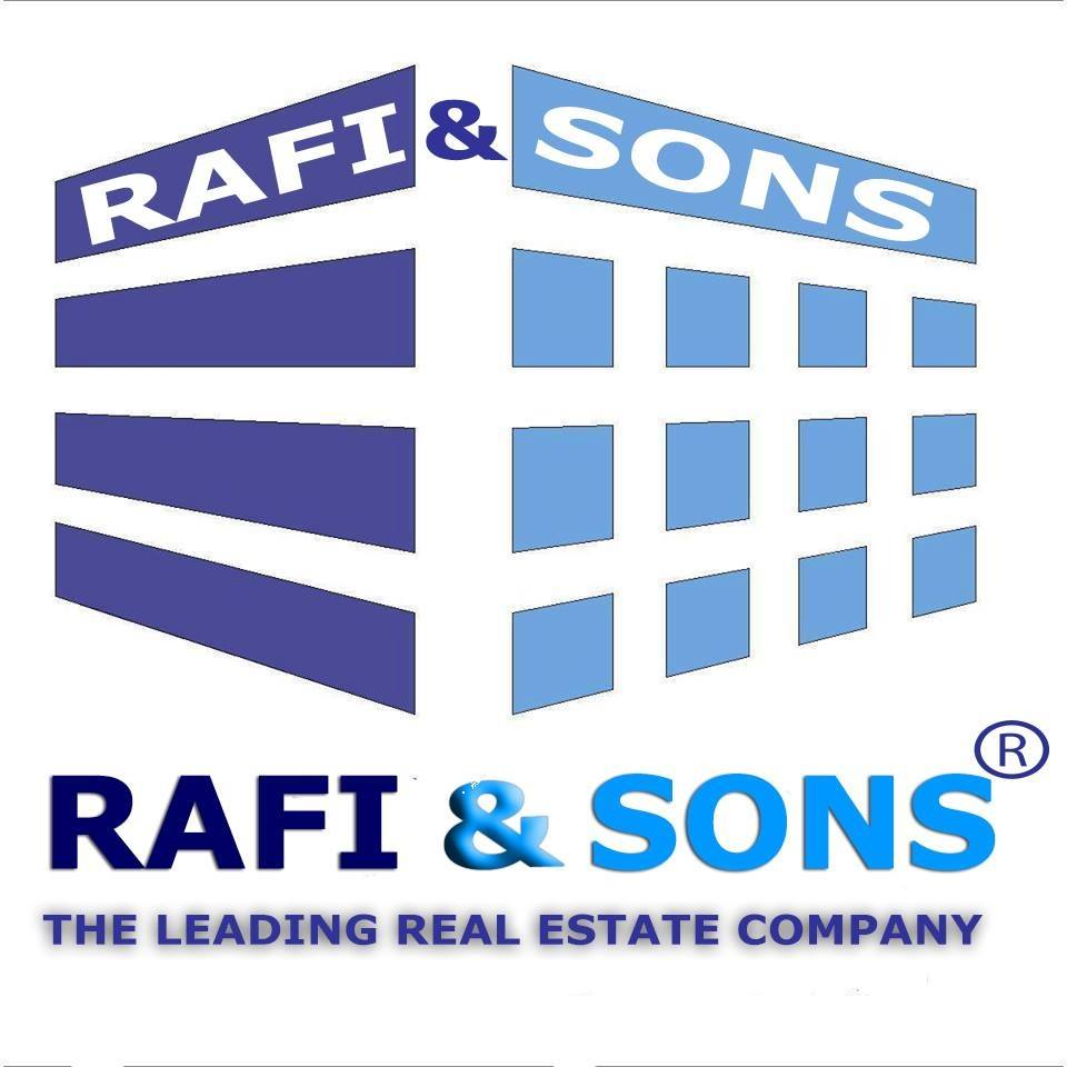Rafi & sons real estate-logo