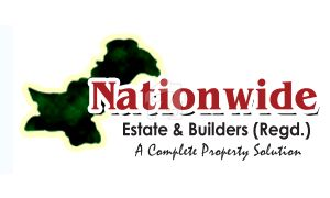 Nationwide Estate & Builders Logo