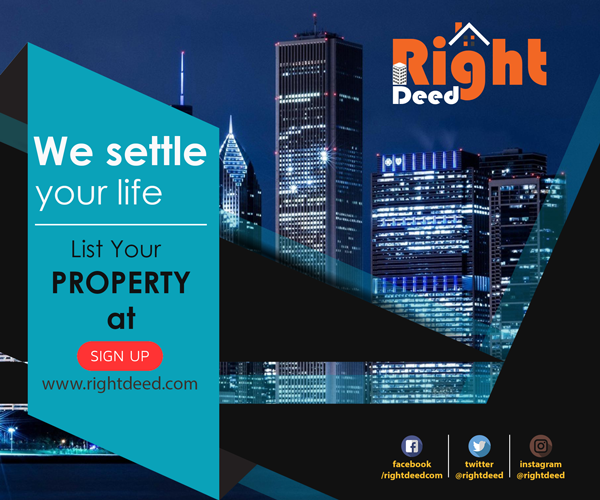 List Your Property At Rightdeed