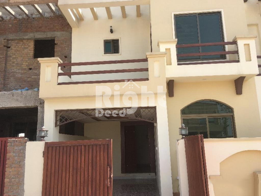 Bahria Town Rawalpindi Phase 8 Ali Block 5 Marla Brand New House For Sale On Investor Rate