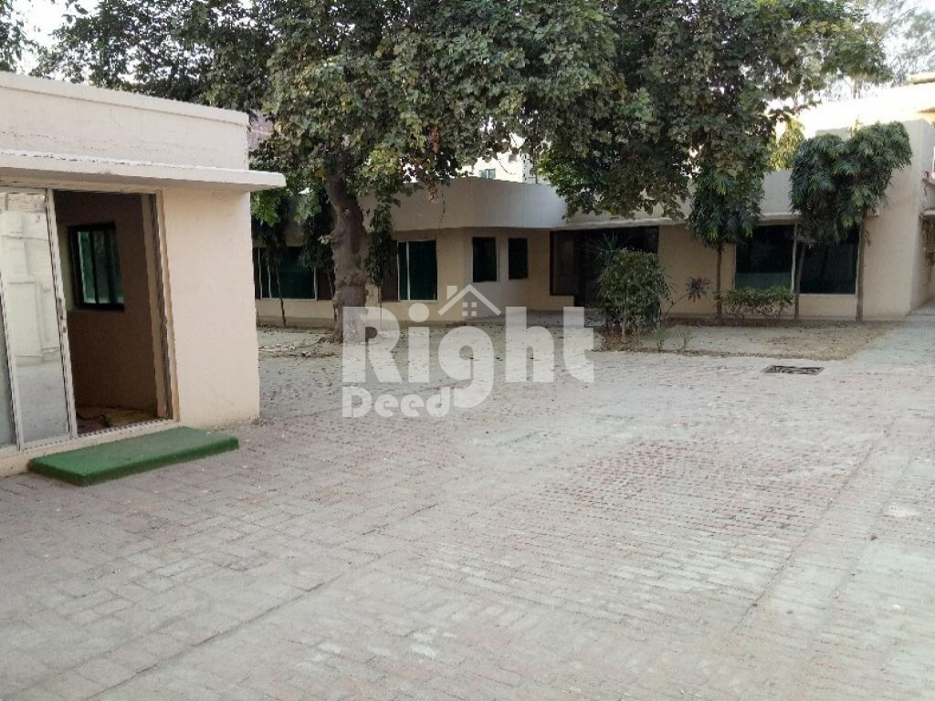 2 Kanal House For Silent Office Gulberg 2, Gulberg, Lahore